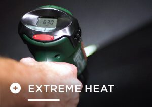 Protektiv Hyrdo Solution Heat Test With Hand Tool