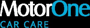 MotorOne Car Care Logo