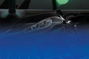 Car Bumper Graphic After Protektiv Surface Coating