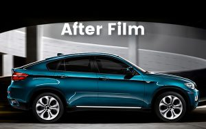 Window Tint After Treatment