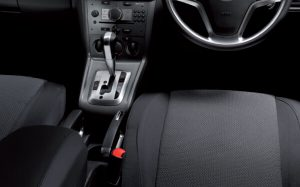 Car Interior After X-Pack Surface Coating Treatment