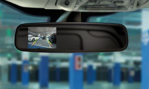 Rear Parking Monitor