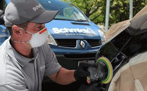 Scratch & Dent Repair Technician With Tool