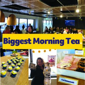 MotorOne Biggest Morning Tea