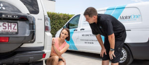 Repair Inspection By Qualified MotorOne Technician