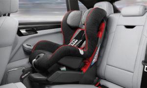 Car Seat After Successful Germinator Treatment